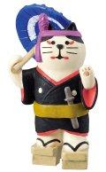 concombre  旅猫 東京 銀座 歌舞伎猫
