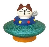 concombre 2021七夕 宇宙の旅猫 UFO猫