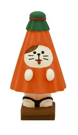 画像1: concombre おばけ茶屋 唐傘猫