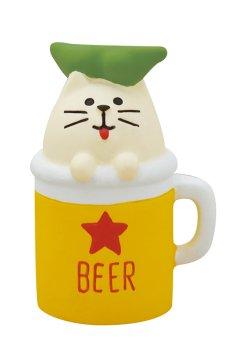 画像1: concombre おばけ茶屋 おばけ猫ビール