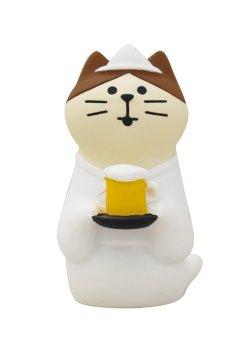 画像1: concombre おばけ茶屋 うらめしビール猫