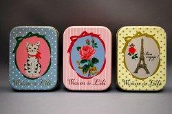 画像1: LiLi collection Miniソーイング缶